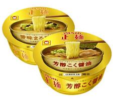 マルちゃん正麺カップ 157円(税抜)