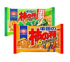 亀田の柿の種 各種 187円(税抜)