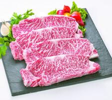 みちのく奥羽牛ロースステーキ用 2,000円(税抜)