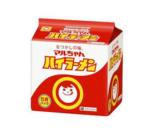 マルちゃん ハイラーメン 287円(税抜)