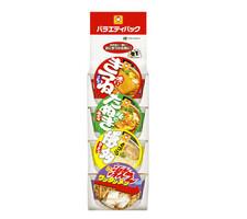 マルちゃんバラエティパック 297円(税抜)