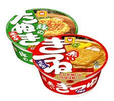 マルちゃんカップ麺各種 97円(税抜)
