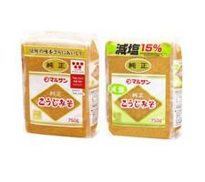 純正こうじみそ・減塩 137円(税抜)