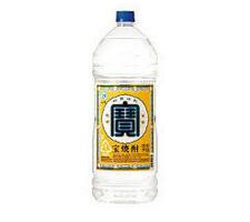 宝焼酎20度甲エコペット 1,797円(税抜)