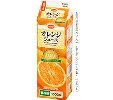 オレンジジュ-ス 118円(税抜)