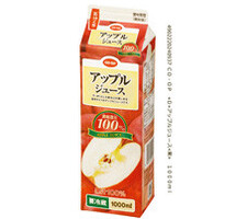 アップルジュ-ス 118円(税抜)