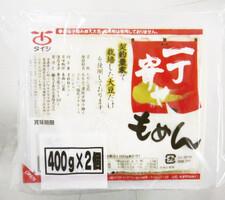一丁寄せ豆腐(もめん) 145円(税抜)