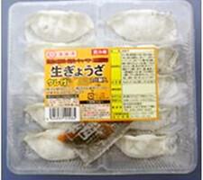 生餃子10粒タレ付き 81円(税抜)