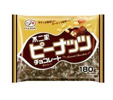 ピーナッツチョコレート 197円(税抜)