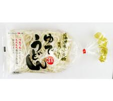 北海道産小麦粉使用3玉ゆでうどん 118円(税抜)