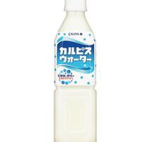 カルピスウォーター 85円(税抜)