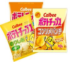 ポテトチップス 67円(税抜)