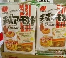 チーズアーモンド 98円(税抜)