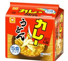 マルちゃん カレーうどん 287円(税抜)