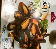 ムール貝 398円(税抜)