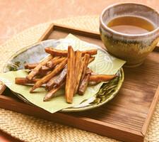 沖縄黒糖 芋けんぴ 350円(税抜)