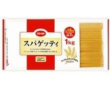 スパゲッティ1.6mm(チャックシール付き) 258円(税抜)
