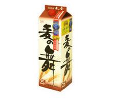 焼酎 麦の舞25度 1,137円(税抜)