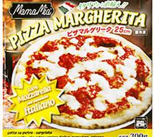 ピザマルゲリータ(25cm) 328円(税抜)