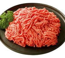 牛豚ひき肉(解凍) 97円(税抜)