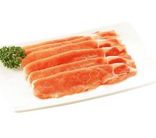 国産豚肉ロースうすぎり 167円(税抜)