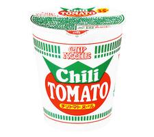 日清 カップヌードルチリトマトヌードル 128円(税抜)