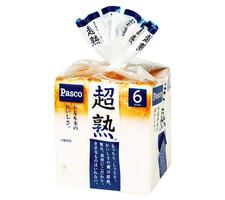 パスコ 超熟 6枚切 138円(税抜)