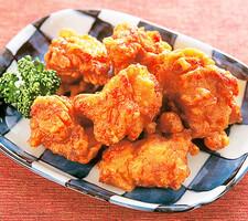 若鶏もも和風唐揚 中 158円(税抜)