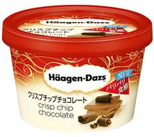 ハーゲンダッツ ミニカップ クリスプチップチョコレート 197円(税抜)