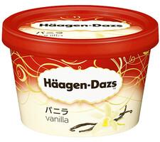 ハーゲンダッツ ミニカップ バニラ 197円(税抜)