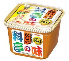 マルコメ 料亭の味 258円(税抜)