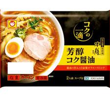 マルちゃん コクの一滴芳醇コク醤油 298円(税抜)