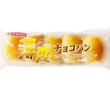 ヤマザキ 薄皮チョコパン 108円(税抜)