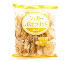 ママ シュガーカステラサンド 248円(税抜)