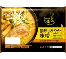 マルちゃん コクの一滴濃厚まろやか味噌 298円(税抜)
