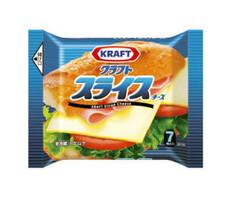スライスチーズ(各) 148円(税抜)