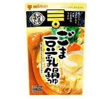 ミツカン 〆まで美味しい鍋つゆ各種 248円(税抜)