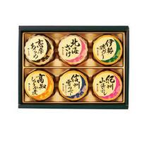 佃煮ギフトセット 1,599円(税抜)