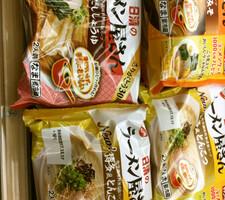 ラーメン屋さん各種 167円(税抜)