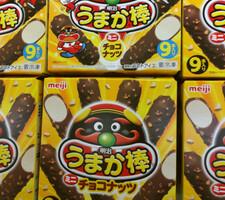 うまか棒ミニチョコナッツ 197円(税抜)