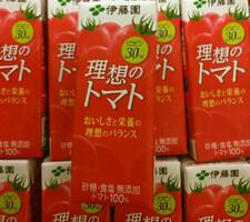 理想のトマト 68円(税抜)
