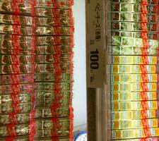 ベビーチーズ 100円(税抜)