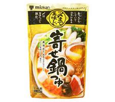 〆まで美味しい鍋つゆ 500円(税抜)
