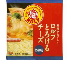 とろけるチーズ 358円(税抜)