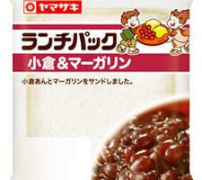 ランチパック(小倉&マ-ガリン) 88円(税抜)