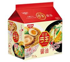 日清 ラ王 醤油 278円(税抜)