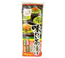 永谷園 味わい茶漬け 295円(税抜)