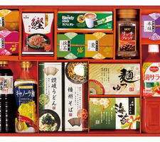 <ドウシシャ>バラエティギフト 2,500円(税抜)