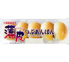 ヤマザキ 薄皮ミニパン各種 108円(税抜)