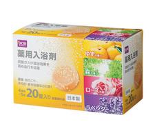 薬用入浴剤 アソートタイプ 368円(税抜)